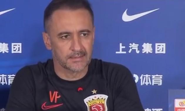 佩雷拉:吴金贵是非常优异的教练 上港不会进行大面积轮换