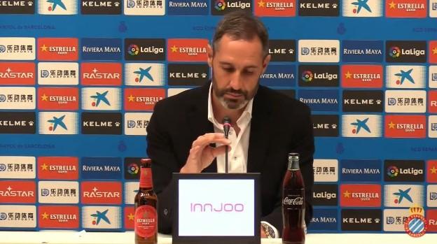 莫雷诺:西班牙人该做的是让球迷感到满足