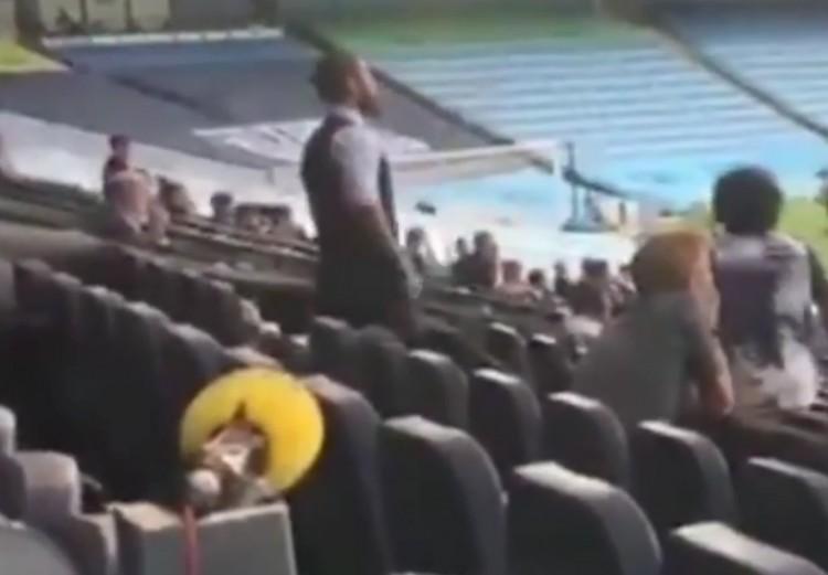 马卡报:斯特林进球后,拉莫斯第一个启航大喊为皇马鼓劲