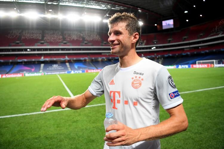 海因克斯:托马斯-穆勒是德国足球史上最特别的球员