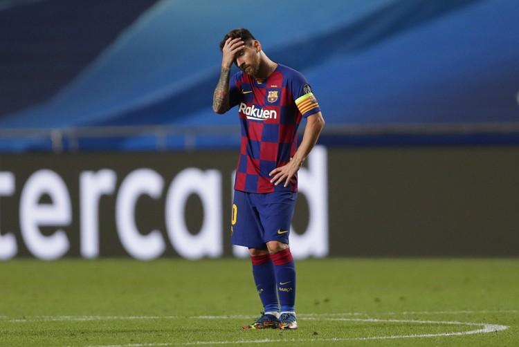 巴尔德斯:期望梅西可以给巴萨带来快乐,这些事将激起他的状态