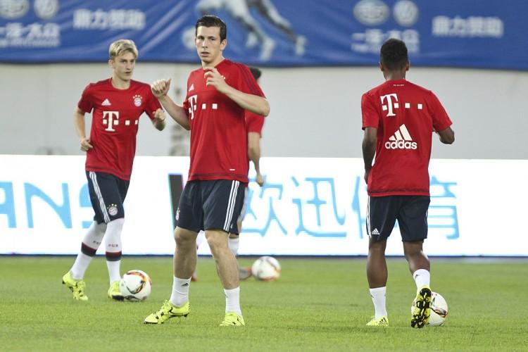 霍伊别尔:很走运曾在拜仁踢球,他们积极心态一向影响着我