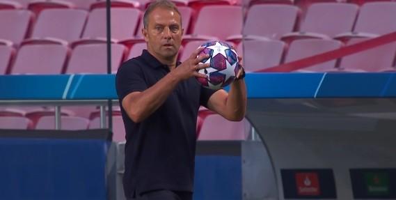 弗里克率队夺得欧冠冠军,成为第四位赢得欧冠的德国教练