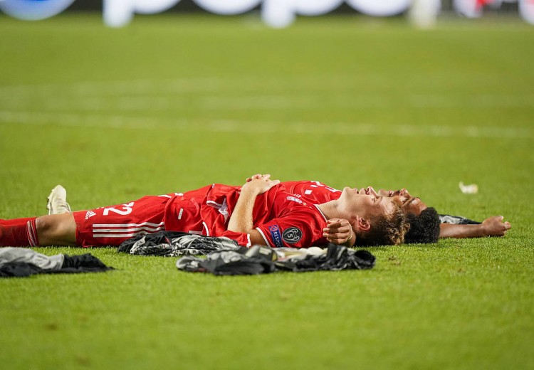 萨利:年青球员在拜仁时机很少是刻板印象,看看基米希和科曼