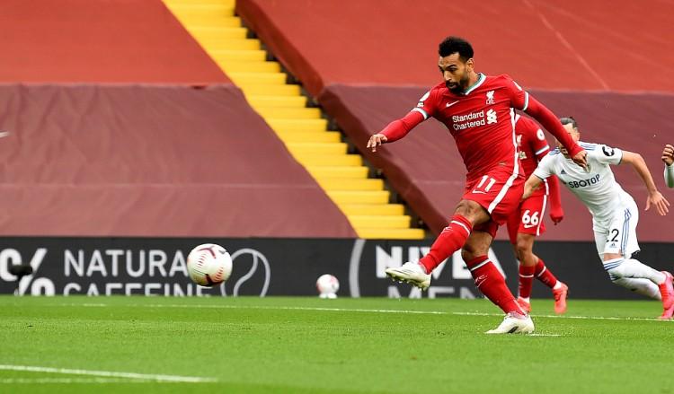 利物浦助教:萨拉赫是一个真实的典范 他对咱们不仅仅是前锋