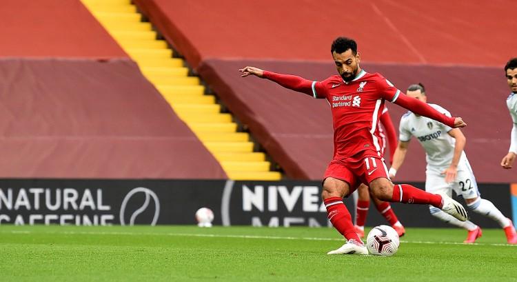 萨拉赫中选利物浦1月最佳球员,接连第二个月获得该奖 