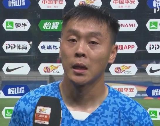 汪晋贤:抢先情况下被扳平很惋惜,球队方针还是争取胜利冲击前4