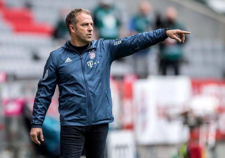 弗里克:德国杯出局让人非常失望,我们必需打造出更好的防卫