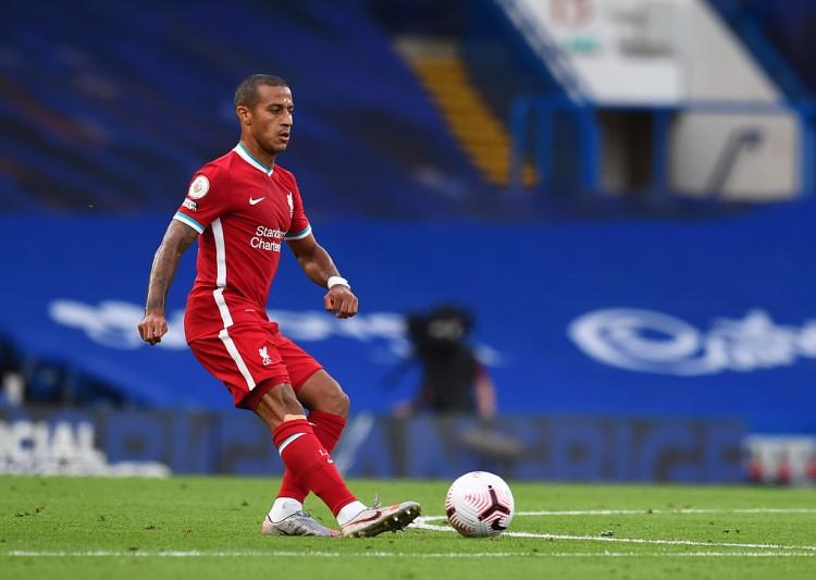 红军助教:蒂亚戈是其他球员的模范 若塔会获得比赛时机