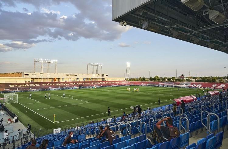 世体:欧足联赞同皇马在迪斯蒂法诺球场踢欧冠