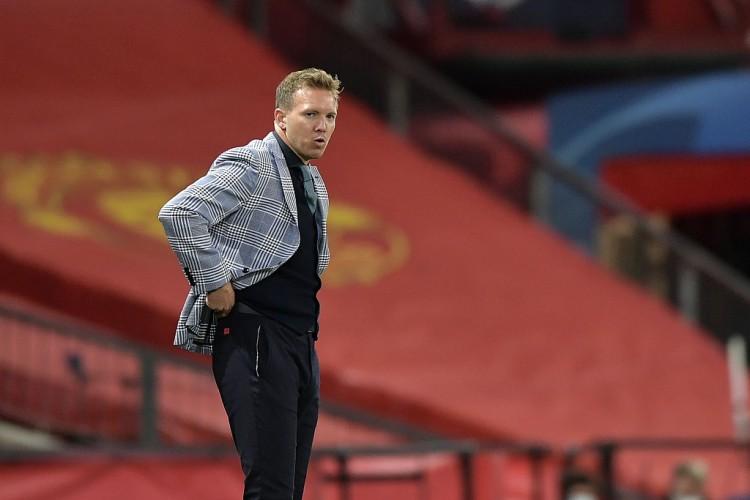 假设曼联预备换帅,纳格尔斯曼也是提名人之