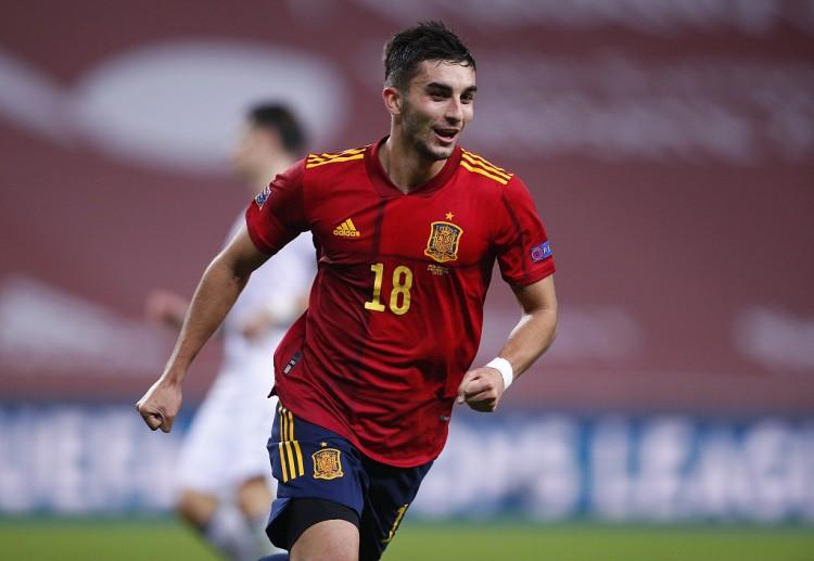 帽子戏法!费兰-托雷斯成为西班牙首位对阵德国戴帽的球员