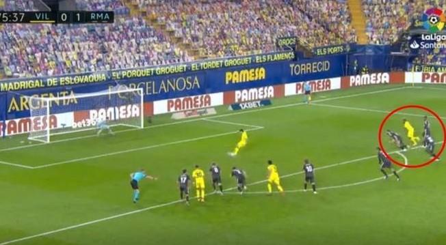 马卡:莫雷诺罚点时有黄潜球员提早进入禁区,点球应该重罚   