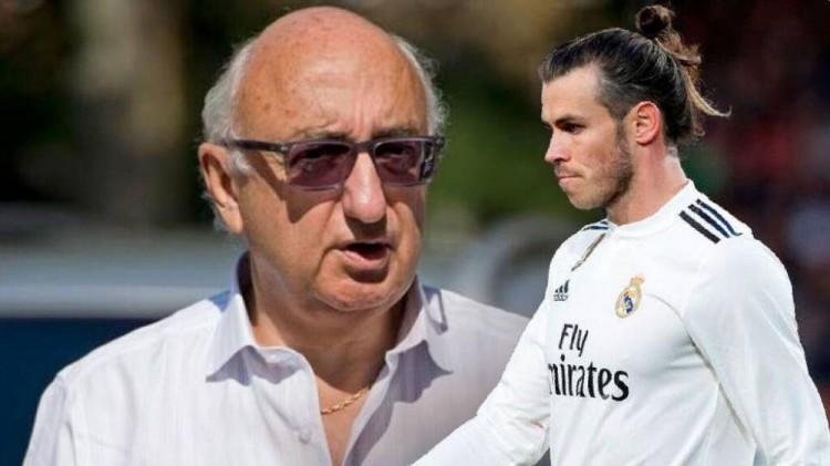 塞尔电台:贝尔生意人在西班牙争抢年青球员,引发当地沙龙不满