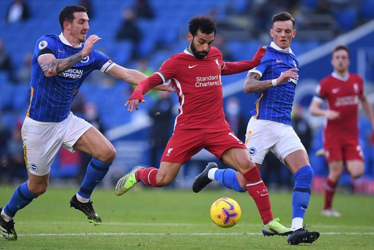罗马诺:利物浦满足萨拉赫的状况,目前未考虑优先续约他 