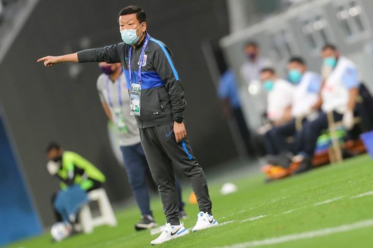 申花第二阶段冬训以技战术为主 朱辰杰暂无法跟队练习 