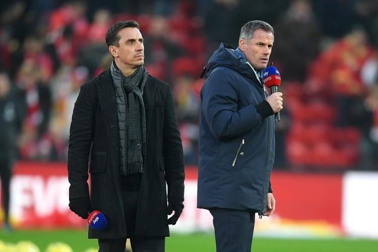 内维尔:利物浦仍然非常活跃,只是精神上和身体上都太疲乏了