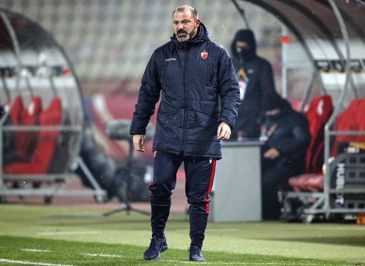红星主帅斯坦科维奇:米兰是强大的对手,他们统治了上场联赛