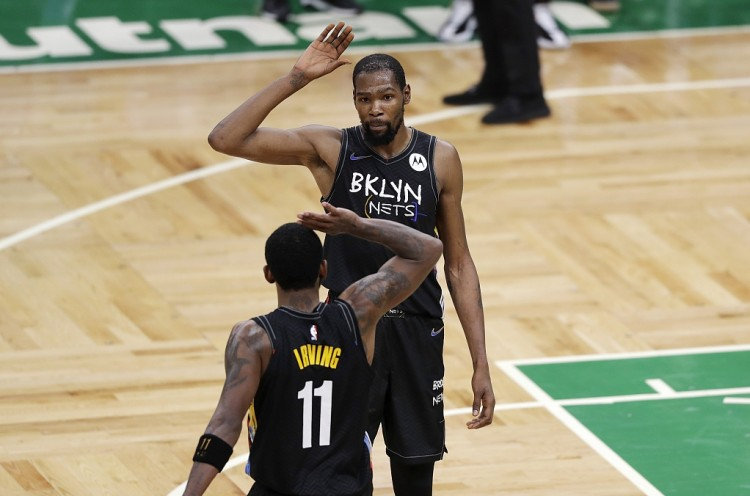 帕金斯:毫不怀疑篮网这赛季能冲出东部 他们具有夺冠条件
