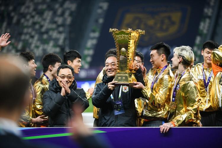 鲁媒:鲁能新董事吴志东系足球裁判身世,出生于体育世家