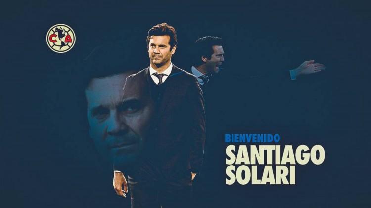 官方:索拉里出任墨西哥美洲沙龙技能总监