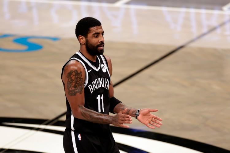 官方:Irving違反聯盟防疫規定被罰款5萬美元!-籃球圈