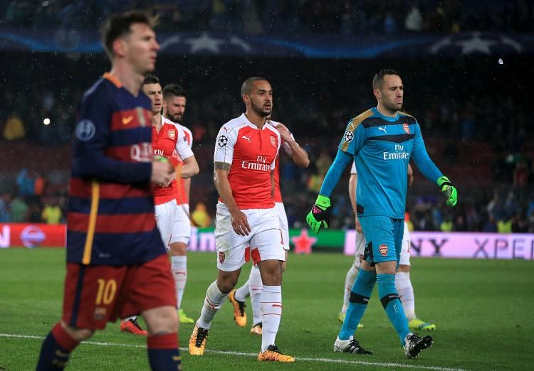 沃尔科特:梅西曾找我交流球衣 阿森纳对于拿到第四很高兴
