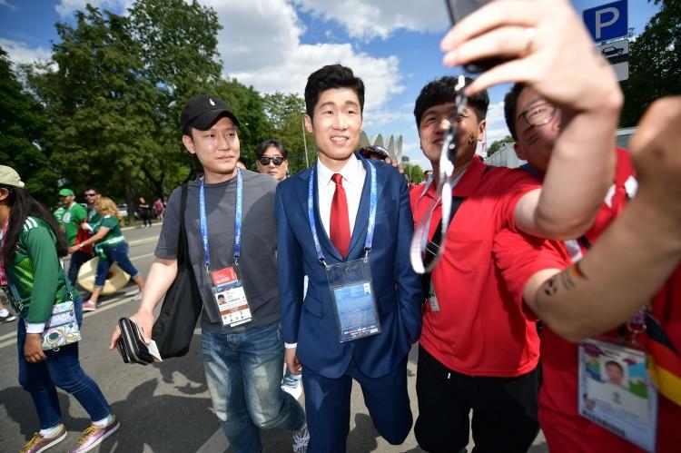 韩媒:韩国传奇球星朴智星将出任全北现代行政官员