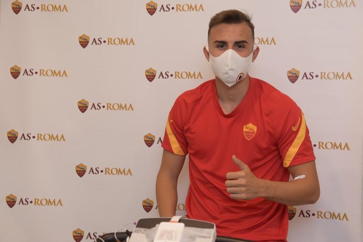阿斯报:本赛季在罗马9球6助攻,皇马满意马约拉尔外租表现