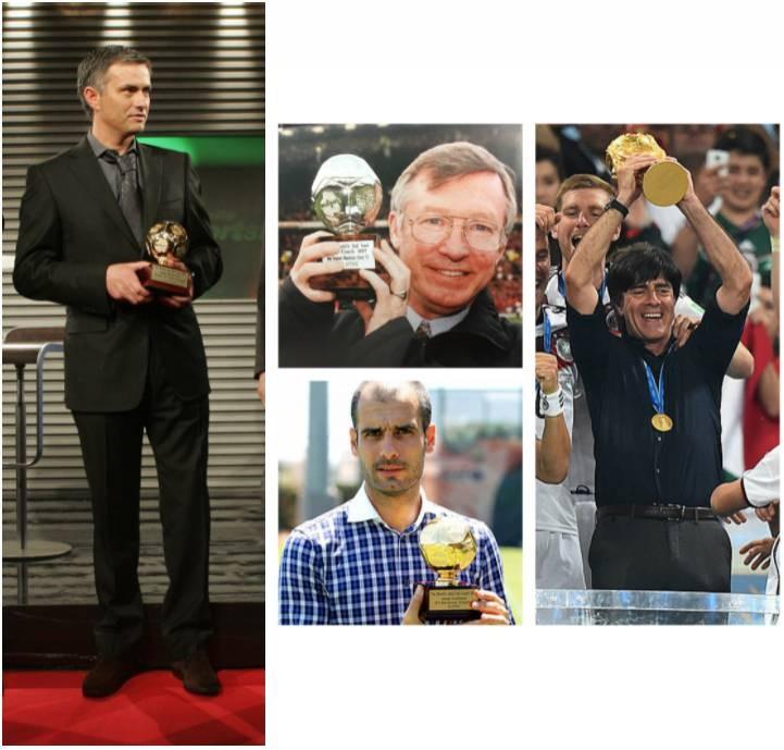 IFFHS评2001-2020最佳教练:穆里尼奥中选,勒夫、弗格森位列二三   ?