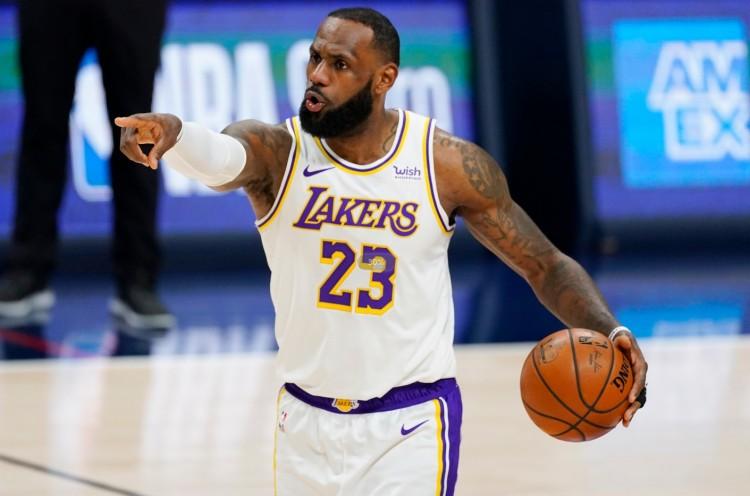 NBA官方推特发布了一份NBA球员生计总得分榜  