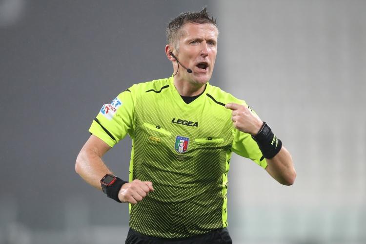 奥萨托担任拜仁vs巴黎次回合主裁,曾执法上赛季欧冠决赛