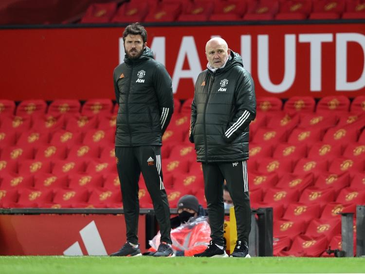 「英超」费兰在曼联教练组逐渐边缘化其他教练组成员缺乏经验