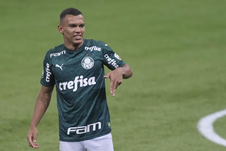 巴西新星贝隆:热苏斯是我的典范,期望我能跟随他的路途