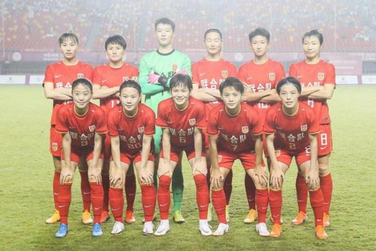 北青记者核实:女足联合队球员所属省市代表团各得一块金牌