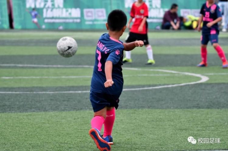 中国足协青少年足球:致准备学足球孩子