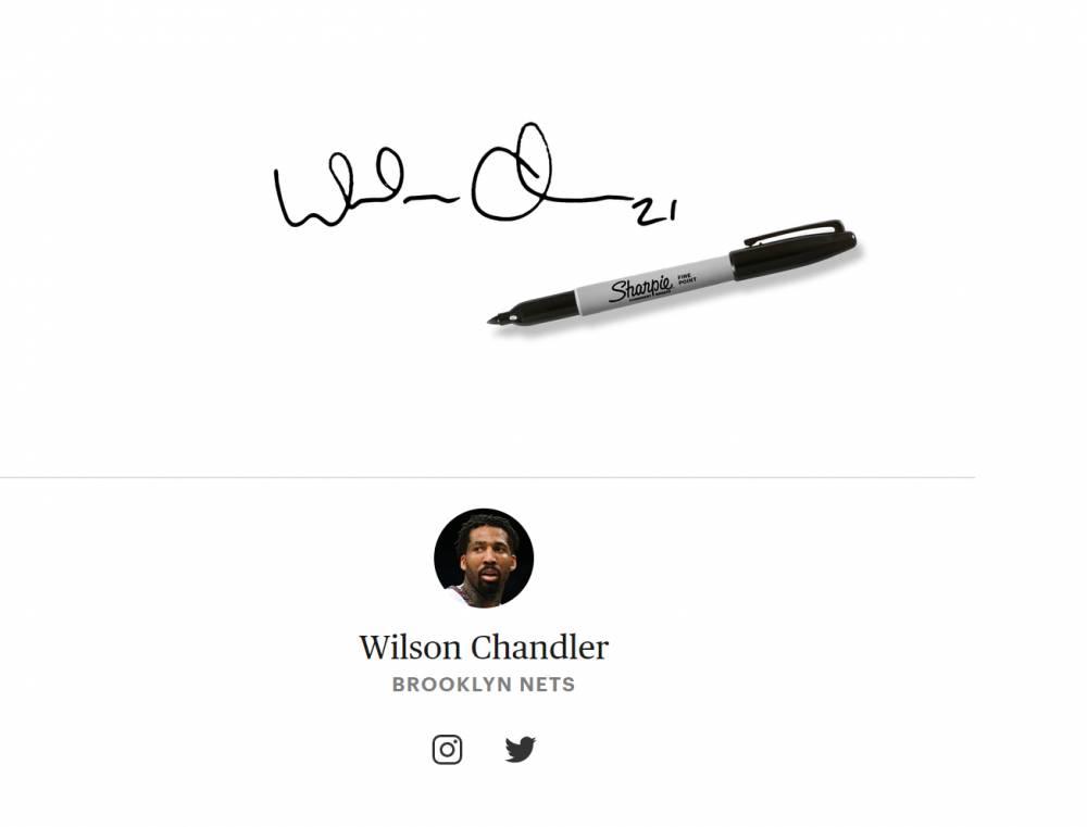 【亲笔】威尔森-钱德勒:我的自我隔离生活