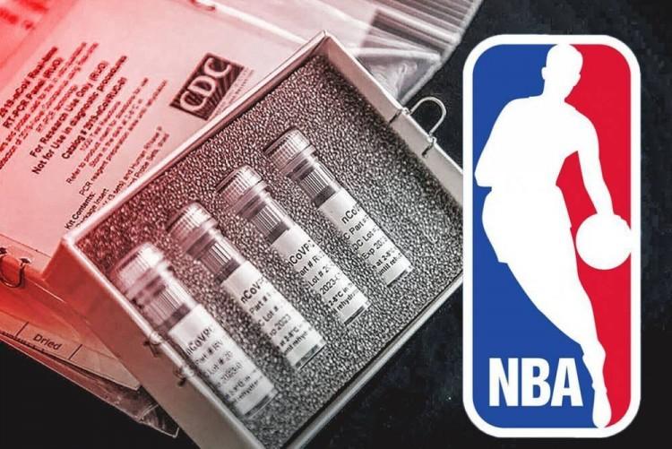 斯坦因:NBA禁止所有球队的训练中心,50多人正在改善他们的健康保护程序