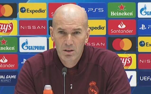 皇家马德里将在欧冠1/8决赛首回合的竞赛中客场对阵亚特兰大