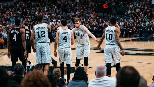 馬刺&凱爾特人領銜!本賽季NBA十大團隊籃球配合