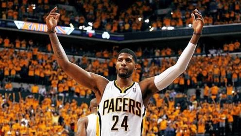 乔治领衔! NBA华丽360度终结时刻