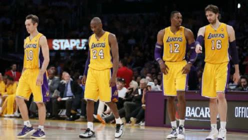 大佬聚集也未必夺冠!盘点NBA史上四大报团失败案例