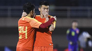 10月15日 足球之夜-国足客战菲律宾