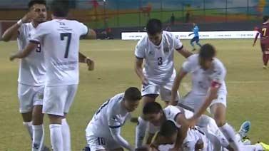 国际大体联世界杯-北京理工大学0-1负墨西哥自治大学