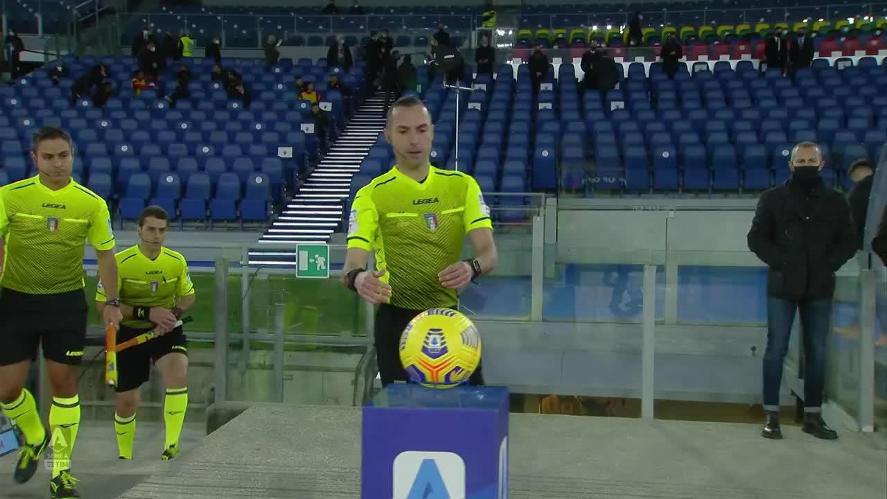比赛集锦:意甲第24轮 罗马 2-1 AC米兰