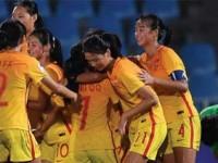 U16中国女足2-0韩国开门红