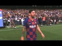 巴萨官方短片宣布梅西回归